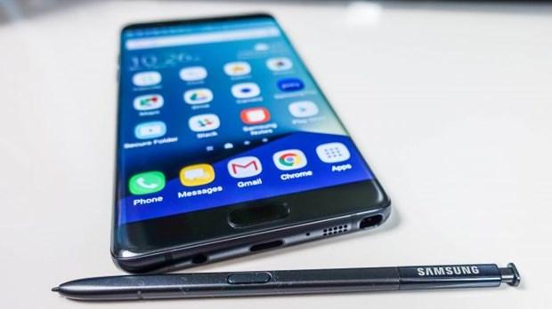 Samsung Galaxy Note 8 se co man hinh