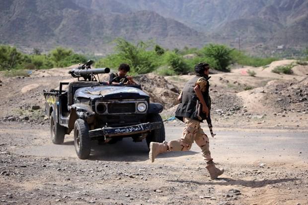 Giao tranh tai Yemen lam it nhat 27 nguoi thiet mang hinh anh 1