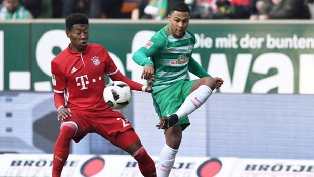 Bayern Munich co duoc tai nang tre Serge Gnabry cua doi tuyen Duc hinh anh 2