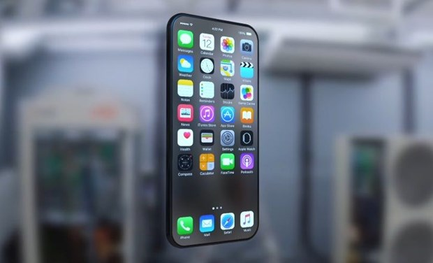iPhone 8 co the lui ngay ra mat vi Apple chua quyet vi tri Touch ID? hinh anh 1