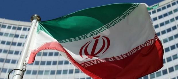 Iran len an va tuyen bo dap tra lenh trung phat moi cua My hinh anh 1