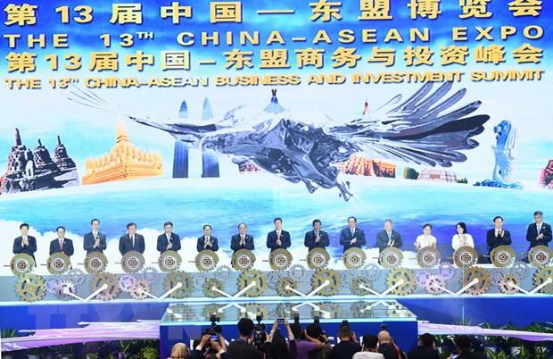 Chuyen gia Trung Quoc nhan dinh ve quan he kinh te Trung Quoc-ASEAN hinh anh 1