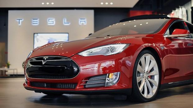 Tesla du kien se huy dong 1,5 ty USD de san xuat xe sedan Model 3 hinh anh 1