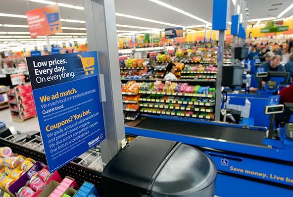 Wal-Mart bat tay Google tan cong thi truong mua sam qua tro ly ao hinh anh 1