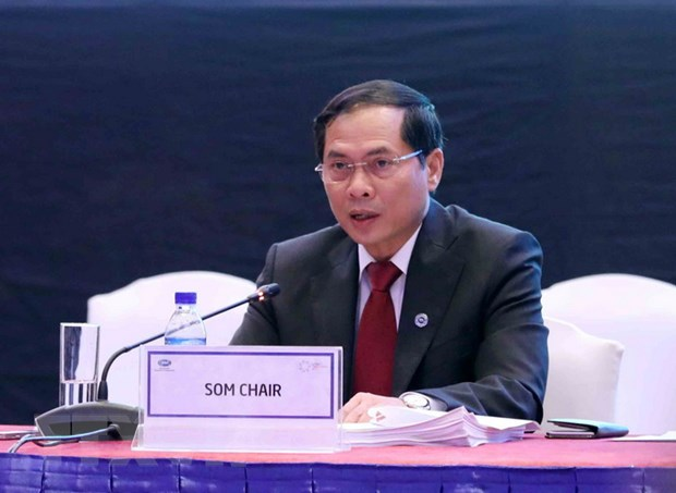 Khai mac Hoi nghi lan thu ba cac quan chuc cao cap APEC hinh anh 2