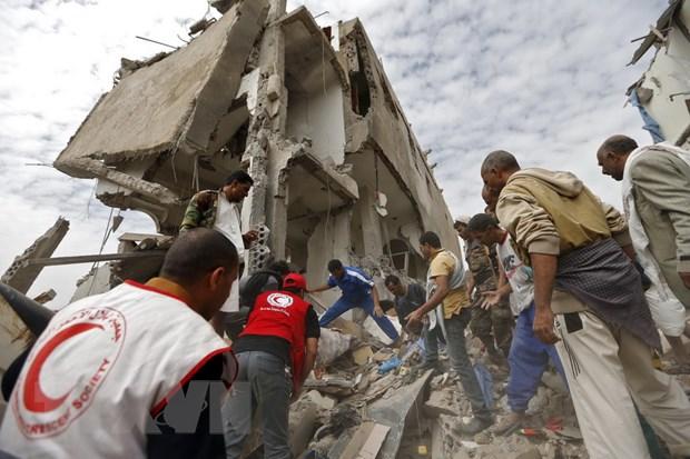 LHQ: Khung hoang nhan dao tai Yemen do