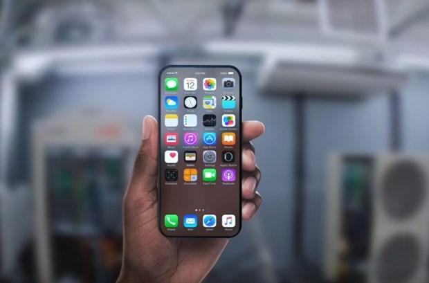 Tien do san xuat iPhone 8 dang phu thuoc hoan toan vao Samsung hinh anh 1