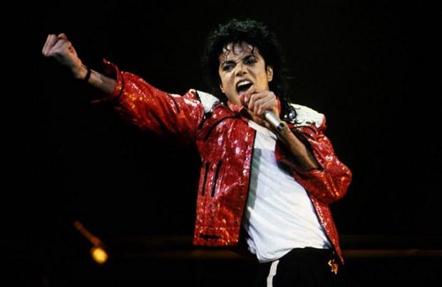 Ra mat album nhac moi nhat cua 'Vua nhac pop' qua co Michael Jackson hinh anh 1