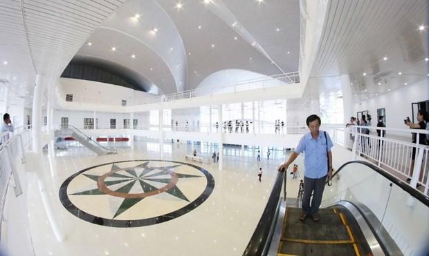 Co ban hoan thanh Trung tam bao chi cho Tuan le cap cao APEC 2017 hinh anh 4