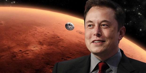 Elon Musk tuyen bo se dua con nguoi dinh cu o sao Hoa hinh anh 1