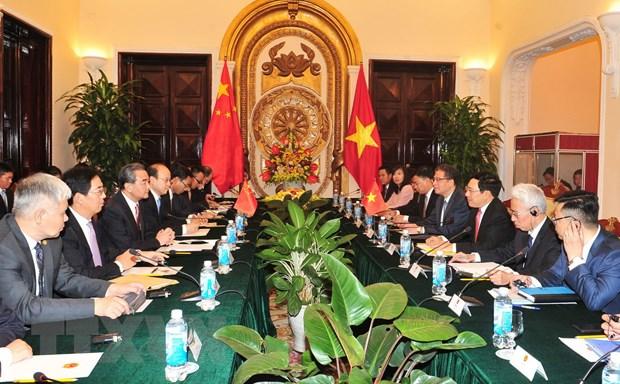 Trung Quoc ung ho Viet Nam to chuc thanh cong Hoi nghi cap cao APEC hinh anh 2