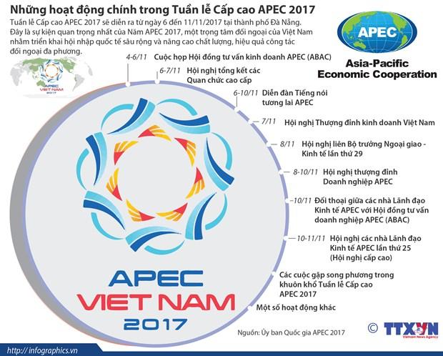 APEC 2017 - Vun dap cho mot tuong lai chung trong the gioi chuyen doi hinh anh 3