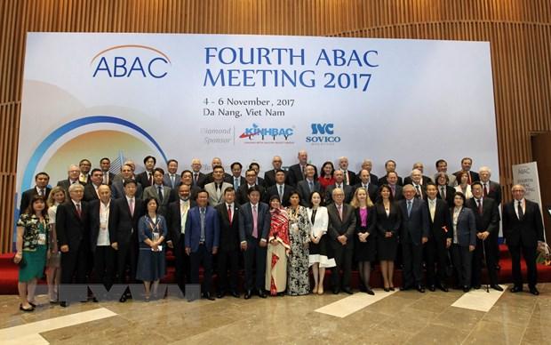Chu tich ABAC 2018: Nhieu thanh vien APEC ung ho sang kien cua chu nha hinh anh 1