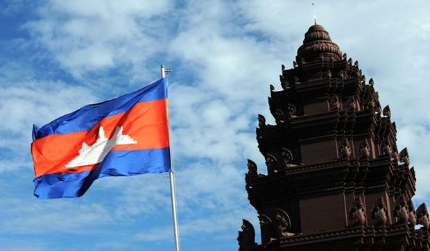 BCH TW Dang gui dien mung ky niem quoc khanh Vuong quoc Campuchia hinh anh 1