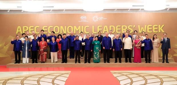Nhieu hoat dong trong ngay cuoi cung cua Tuan le Cap cao APEC 2017 hinh anh 1