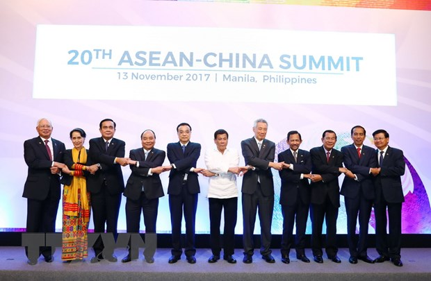 Trung Quoc de xuat tam nhin doi tac chien luoc voi ASEAN den 2030 hinh anh 1