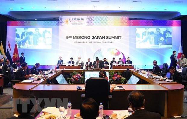 Thu tuong du Hoi nghi Cap cao Mekong-Nhat Ban va ASEAN-Lien hop quoc hinh anh 2