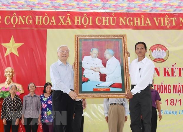 Tong Bi thu: Vai tro, vi the Viet Nam chua bao gio duoc nhu hom nay hinh anh 2