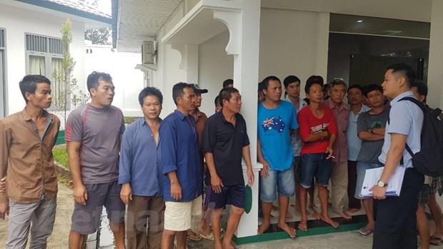 5 thuyen truong Viet Nam keu oan se duoc Indonesia xet xu ngay 16/11 hinh anh 1