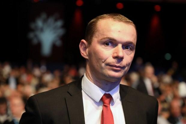 Tong thong Phap Emmanuel Macron dieu chinh nhan su noi cac hinh anh 1