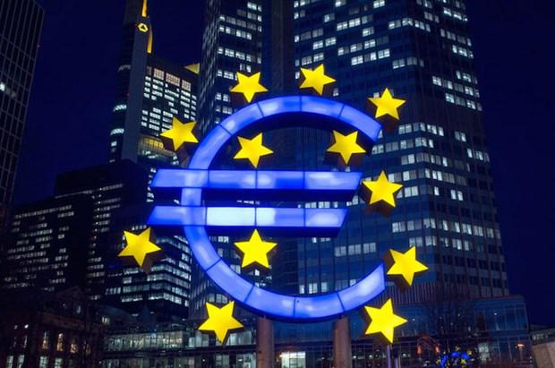 Kinh te Eurozone tang truong an tuong nhung con nhieu thach thuc hinh anh 1