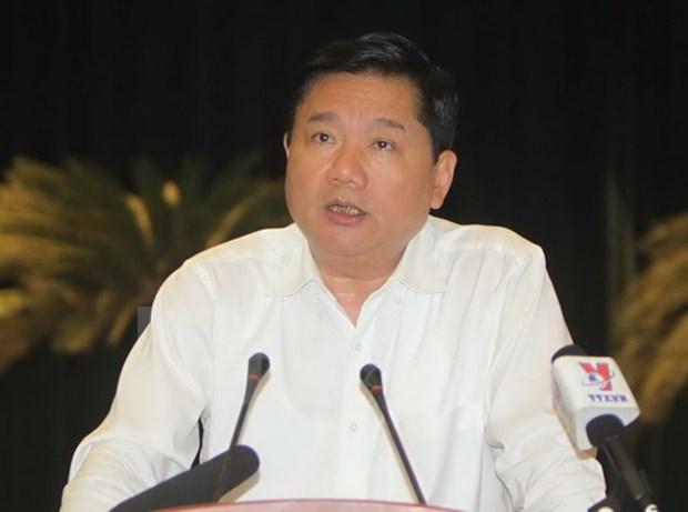 UBTVQH thong qua nghi quyet lien quan den viec bat ong Dinh La Thang hinh anh 1