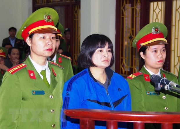 Giu nguyen ban an 9 nam tu giam voi doi tuong chong pha Nha nuoc hinh anh 1
