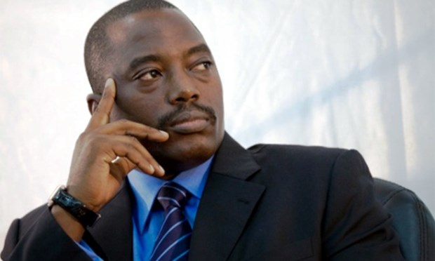 Tu dinh Tong thong CHDC Congo Kabila bi phe noi day phong hoa hinh anh 1