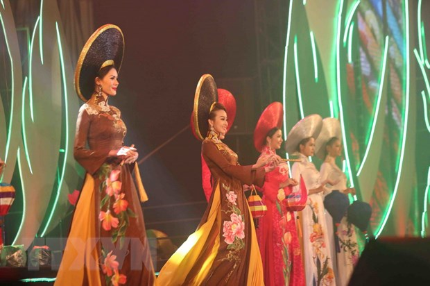 Hoa nhac be mac Festival Hoa Da Lat lan thu VII nam 2017 hinh anh 1