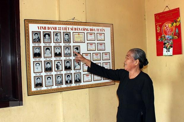 Tong tien cong 1968: Tinh than bat khuat dan cong hoa tuyen Vinh Loc hinh anh 1