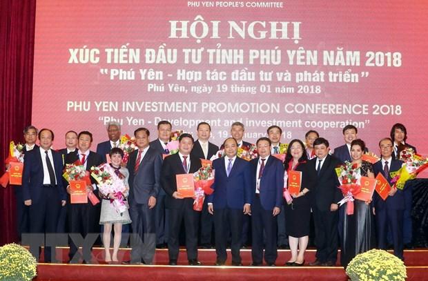 Thu tuong: Phu Yen can