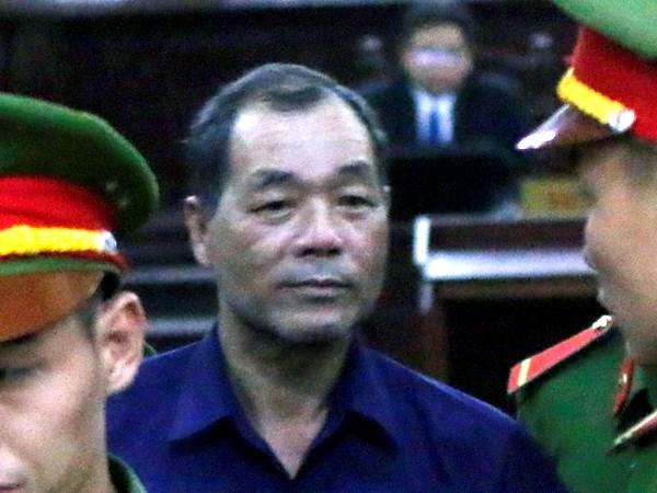 Xet xu Pham Cong Danh: Tranh luan ve hanh vi pham toi cua ong Tram Be hinh anh 1
