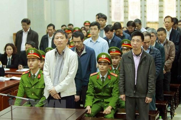Xet xu Trinh Xuan Thanh: Nguyen Pho Chu tich HDQT PVC khang cao hinh anh 1