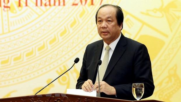 "Bo truong Mai Tien Dung: Tranh cai cam cau chu de ""bay"" doanh nghiep hinh anh 1"