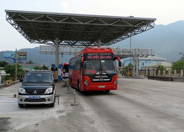 Bo Giao thong kien nghi dung chung tram BOT Bac Hai Van cho 2 du an hinh anh 1