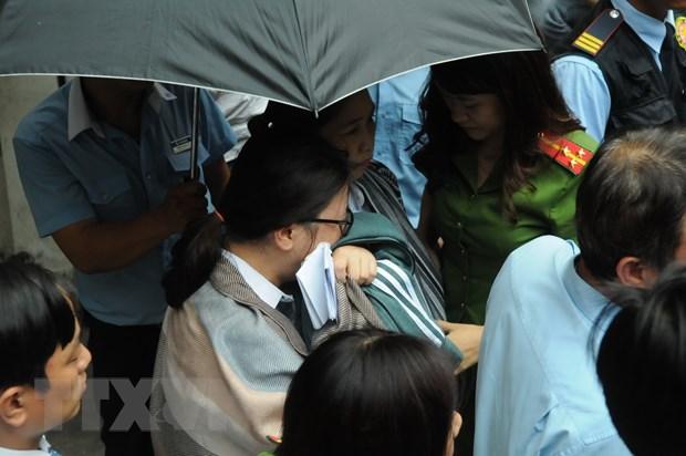 Bo Cong an kham xet Eximbank Chi nhanh TP.HCM, bat giu hai nguoi hinh anh 1