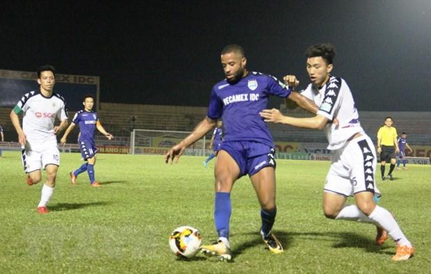 V-League 2018: Ha Noi FC cam hoa 1-1 chu nha Becamex Binh Duong hinh anh 1
