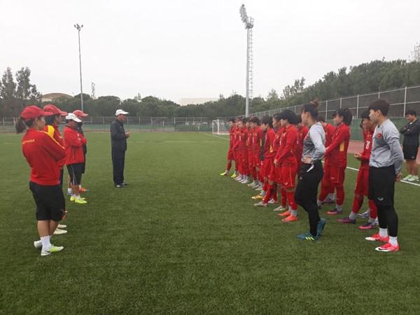 AFC danh gia doi tuyen bong da nu Viet Nam la niem tu hao o Dong Nam A hinh anh 1