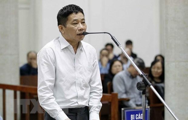 Vu gop von vao OceanBank: Ninh Van Quynh xin giam nhe hinh phat hinh anh 1