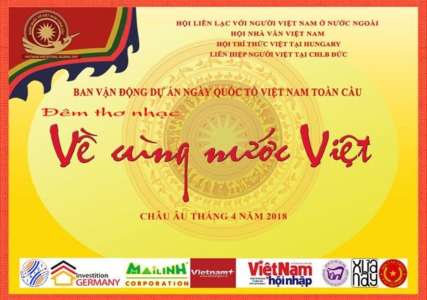Van dong trien khai du an Ngay Quoc To Viet Nam toan cau hinh anh 3