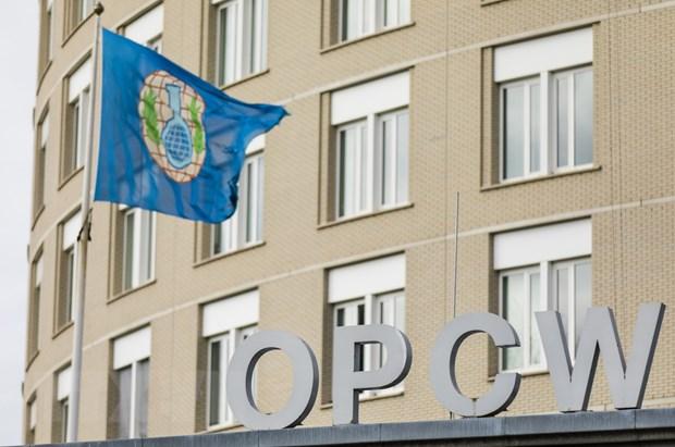 Nga: Nhom thanh sat vien OPCW se toi Douma trong ngay 18/4 hinh anh 1