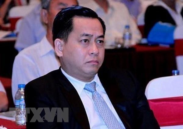 Khoi to bi can voi Phan Van Anh Vu trong vu an tai Ngan hang Dong A hinh anh 1