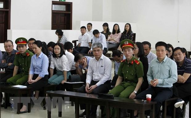 Bi cao Ha Van Tham xin giam nhe hinh phat cho mot so dong pham hinh anh 1