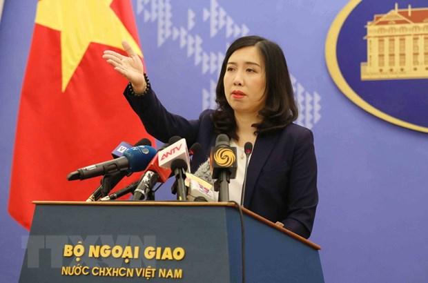 Viet Nam phan doi hoat dong cua Trung Quoc tai Hoang Sa, Truong Sa hinh anh 1