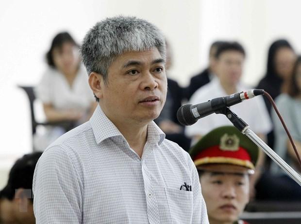 Nguyen Xuan Son no luc tu bao chua mong thoat an tu hinh hinh anh 1