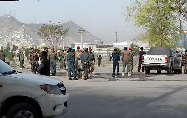 Afghanistan: No lon o thu do Kabul, chua ro thong tin thuong vong hinh anh 1