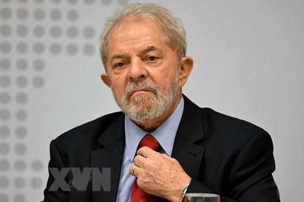 Brazil: Cuu Tong thong Lula doi mat voi nhung cao buoc tham nhung moi hinh anh 1