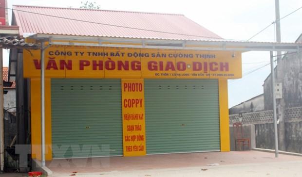 "Bat dong san Quang Ninh ""ha nhiet"" sau lenh tam dung chuyen doi hinh anh 1"