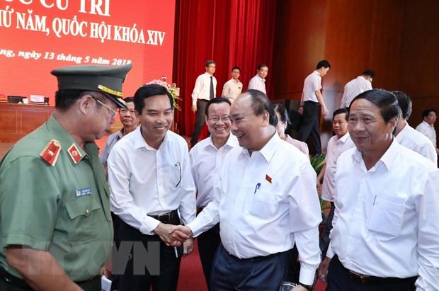 Thu tuong Nguyen Xuan Phuc: Hoi nghi Trung uong 7 dac biet quan trong hinh anh 1