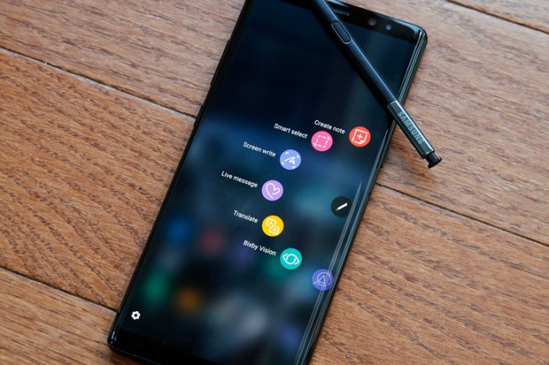 Galaxy Note 9 co the se co hai phien ban chay chip xu ly khac nhau hinh anh 1